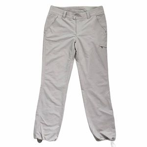 Columbia Active Lightweight Hiking Pants Size 10